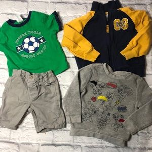 3T Boys clothing bundle lot paw patrol clothes lot